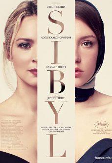 Sibyl Fransız Erotik Filmi izle