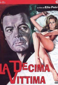 La decima vittima İtalyan Erotik Filmi izle